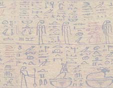 Hieroglyhpic Background 1